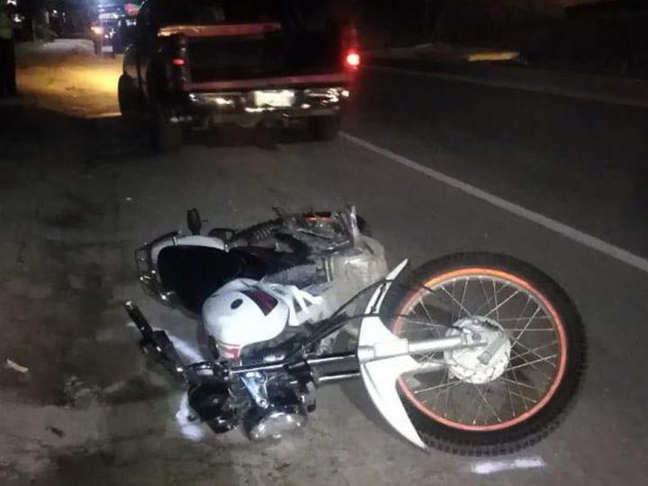 Cadáver de motociclista permanece en hospital de Estelí