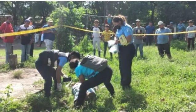 Jugadores de softbol encuentran cadáver en Masaya