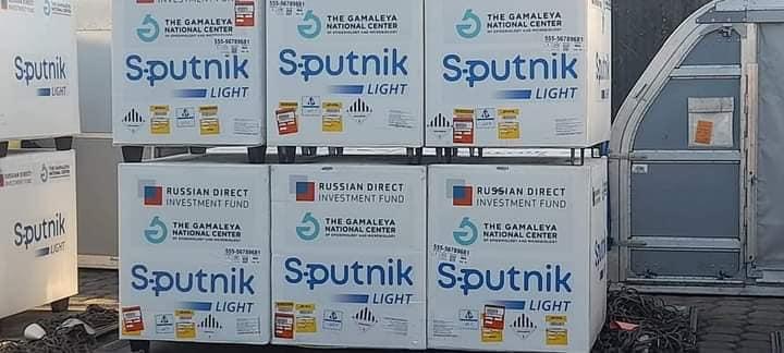 Llegan 3 millones de dosis de la vacuna Sputnik Light Managua. Radio La Primerísima