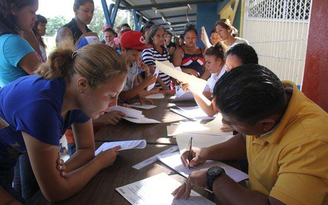 Matriculas para año escolar 2022 inician el 18 de octubre Managua. Radio La Primerísima