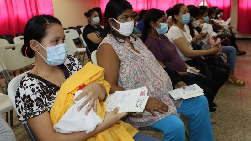 Vacunación para embarazadas continuará en Managua y Chontales Managua. Radio La Primerísima