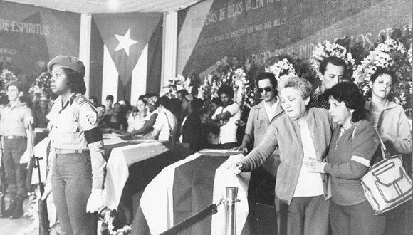 La CÍA organizó el atentado terrorista contra Cuba en 1976 Por Manuel Hevia Frasquieri | Cubadebate