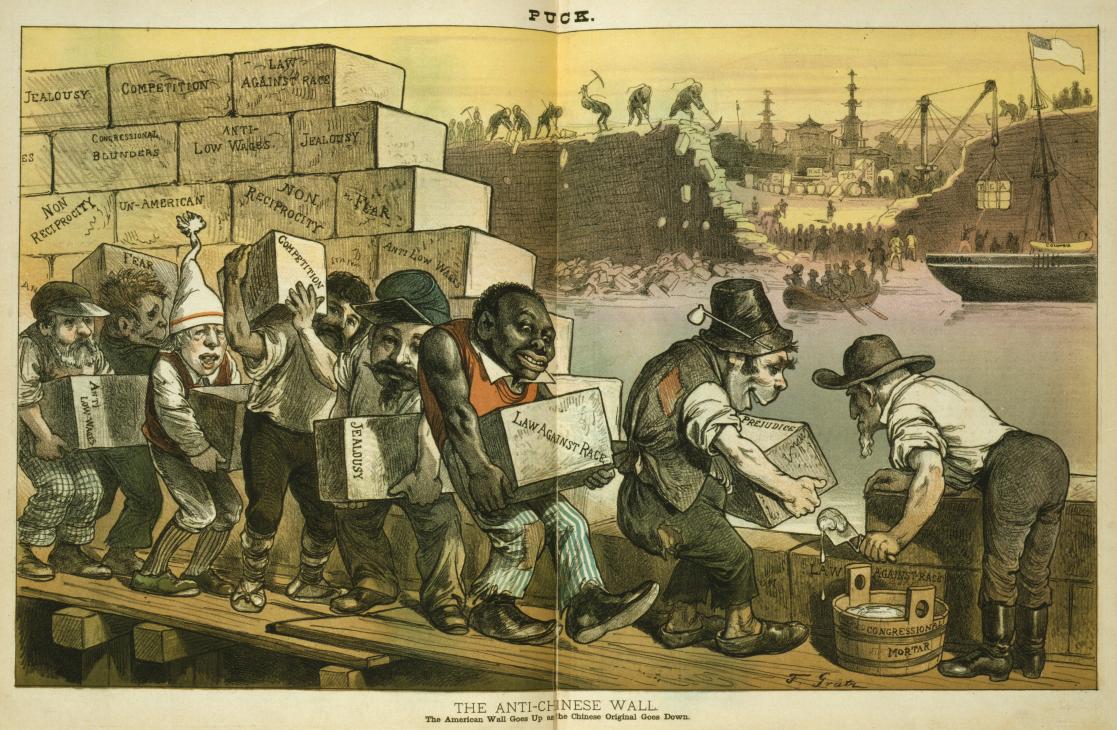 Los infames muros de Joe Biden Por Renán Vega Cantor | Rebelión