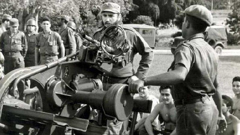 La crisis de octubre de 1962 en Cuba Por Pedro Rioseco | https://www.facebook.com/pedro.rioseco.7