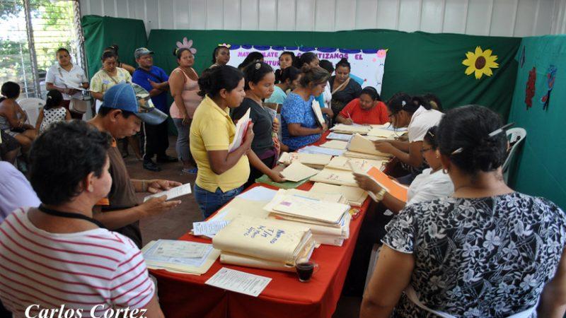 Inicia matrícula escolar 2022 en colegios públicos del país Managua. Radio La Primerísima