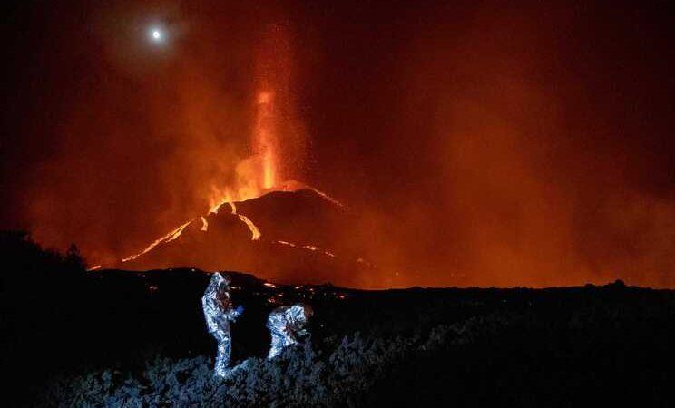 Reportan 79 terremotos en volcán en La Palma, España Bogotá. El Heraldo