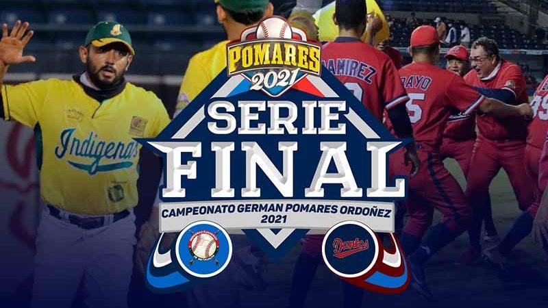 Dantos y Matagalpa empiezan disputa por corona del Pomares 2021 Managua. Por Martin Carrión/Radio La Primerísima