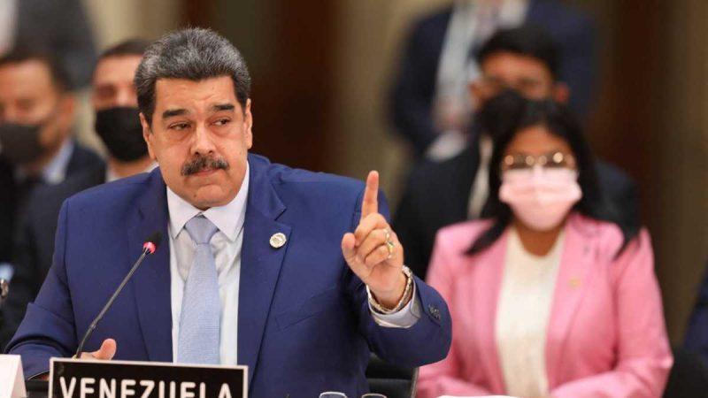 Maduro a Borbón: que España deje de celebrar los crímenes de odio Por Nicolás Maduro Moros