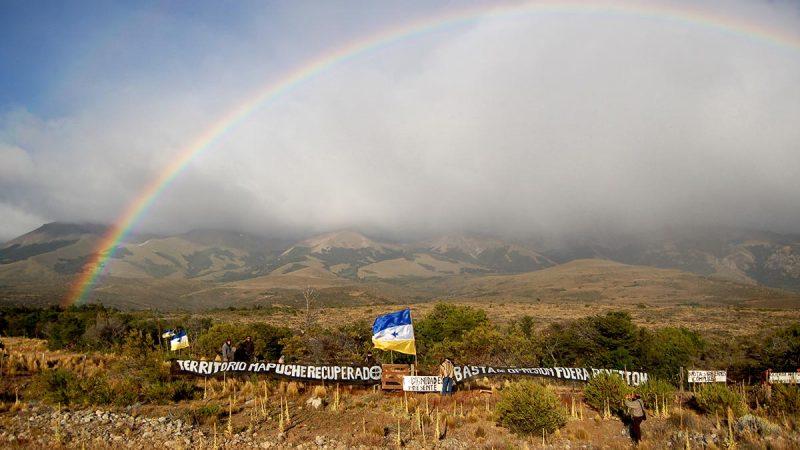 El pueblo Mapuche mantiene su vitalidad, se organiza y es libre Por Mauro Millán | Agencia Tierra Viva, Argentina