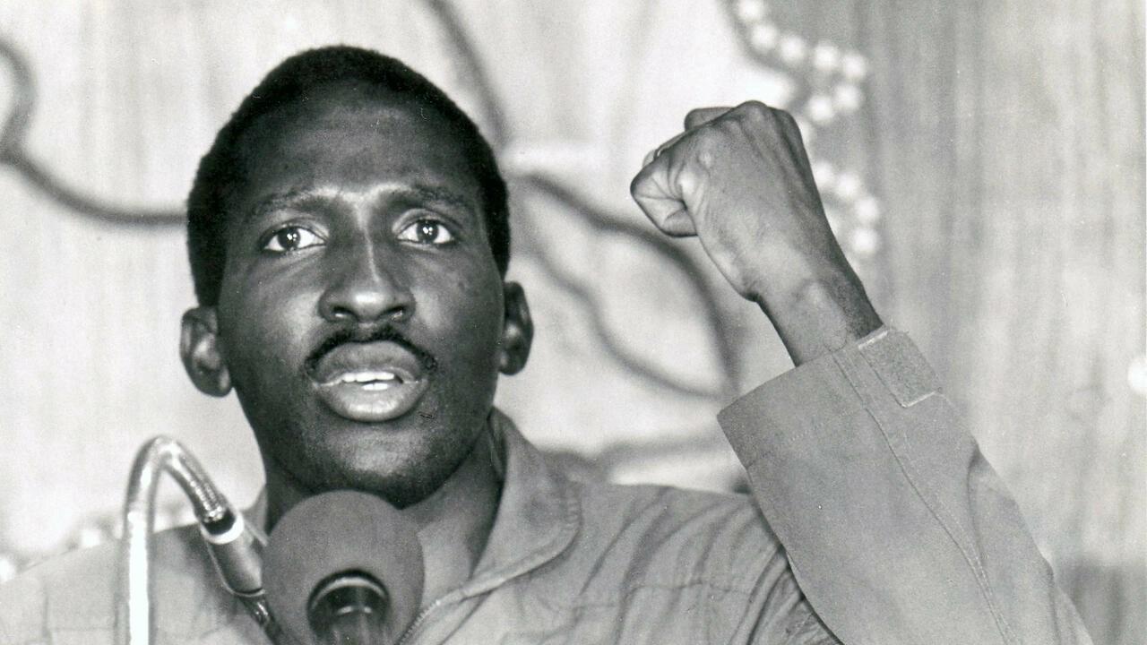 Asesinos materiales de Sankara van a juicio, pero Francia todavía no Desde Uagadugú, varias fuentes