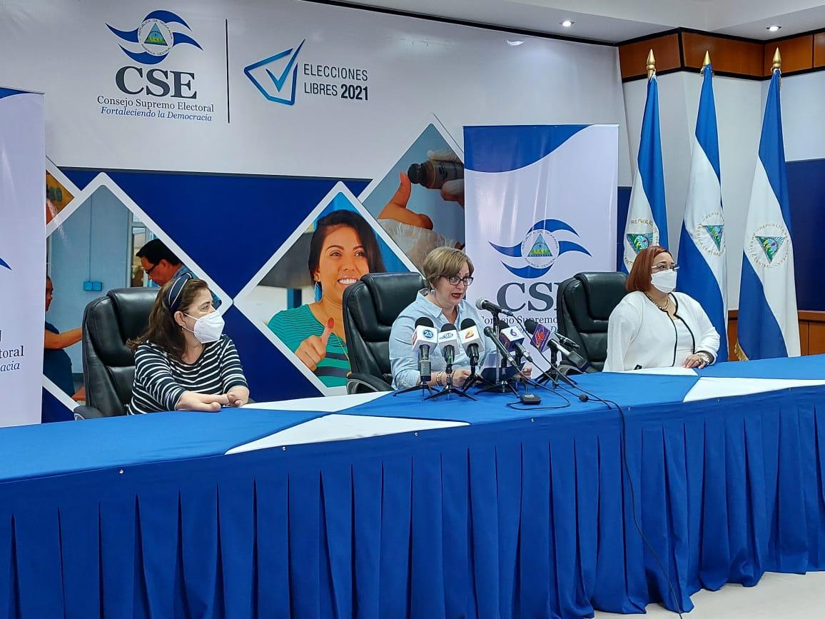 CSE acreditará a 84 mil 954 miembros de las JRV Managua. Libeth González. Radio La Primerísima