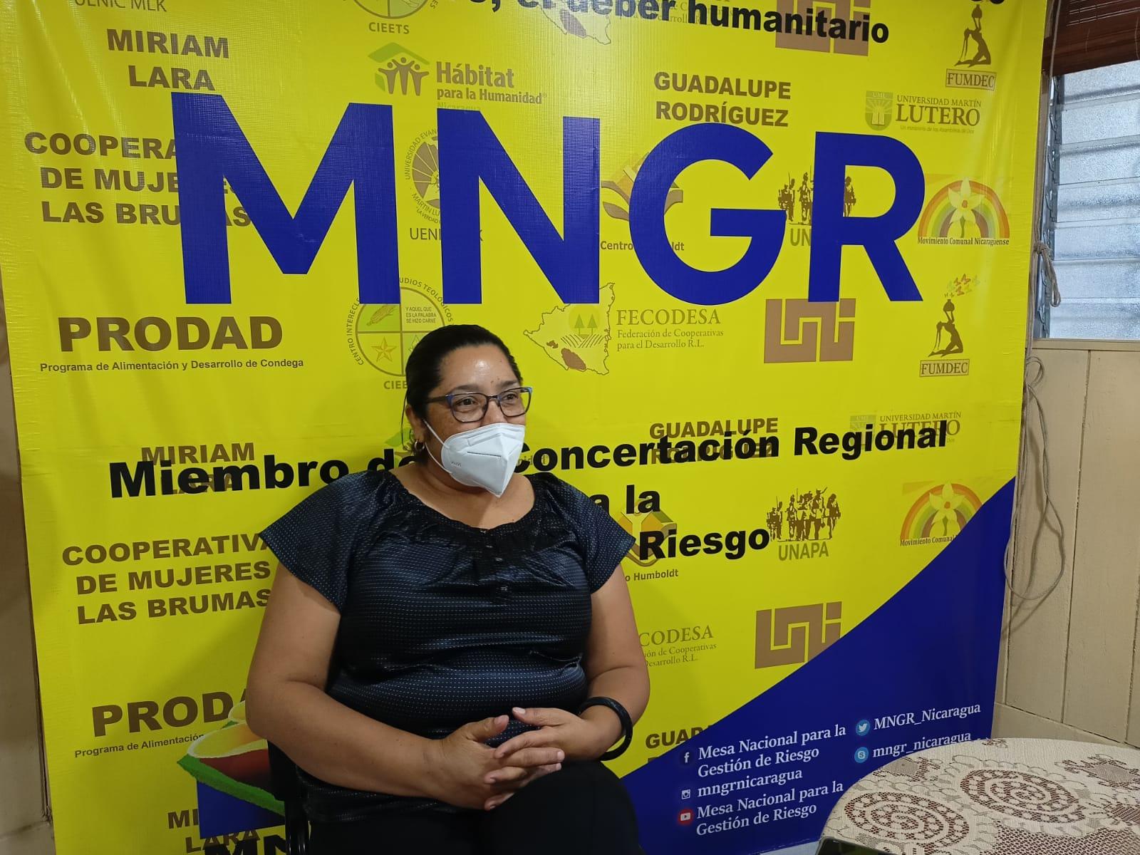 Notables avances en reducción de riesgo ante desastres Managua. Jaime Mejía/ Radio La Primerísima