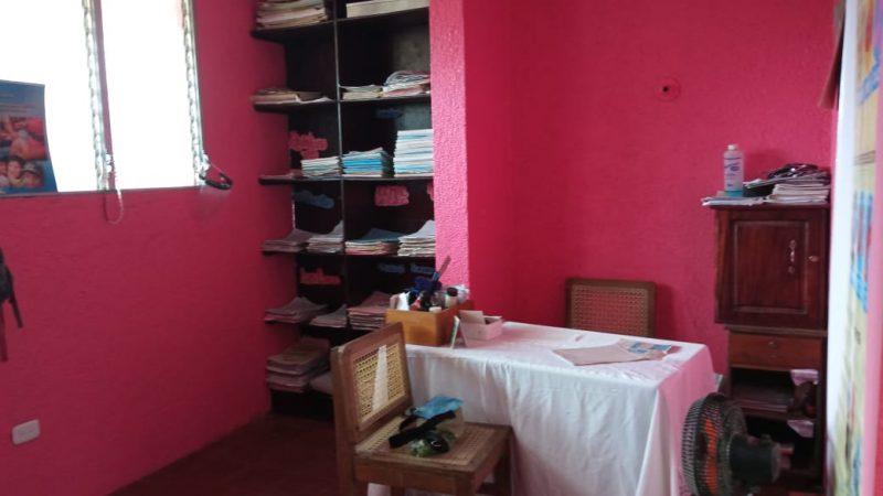 Reconstruyen puesto de salud en una comunidad de Acoyapa Managua. Radio La Primerísima