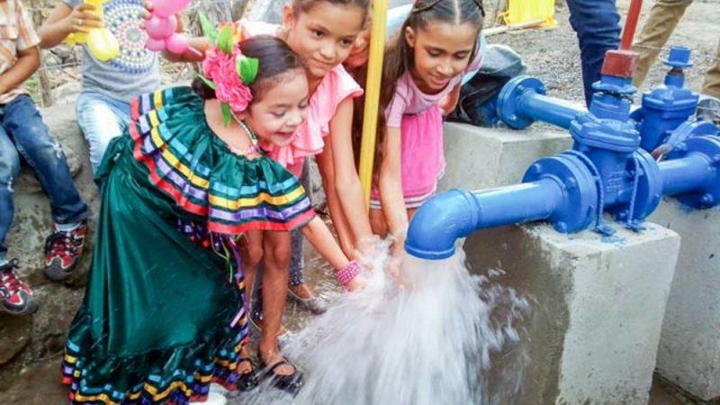 Mejorarán servicio de agua en 19 ciudades del país Managua. Radio La Primerísima