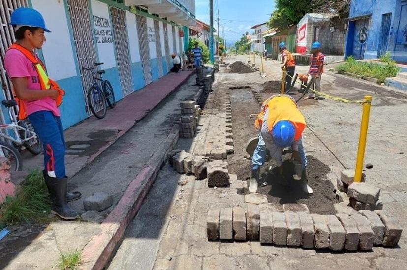 A medio camino obras para mejorar servicio de agua en Moyogalpa Managua. Radio La Primerísima