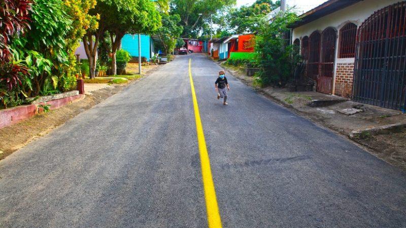 Prevén seguir mejorando condiciones en barrios capitalinos Managua. Ingrid Canda/Radio La Primerísima