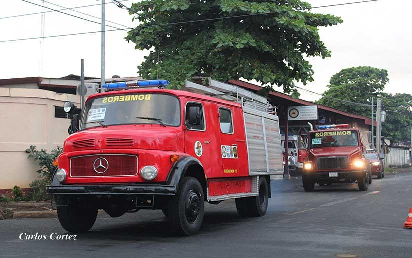 Inaugurarán cuartel de bomberos número 120 en San José de Bocay - La Gente  | Radio La Primerísima