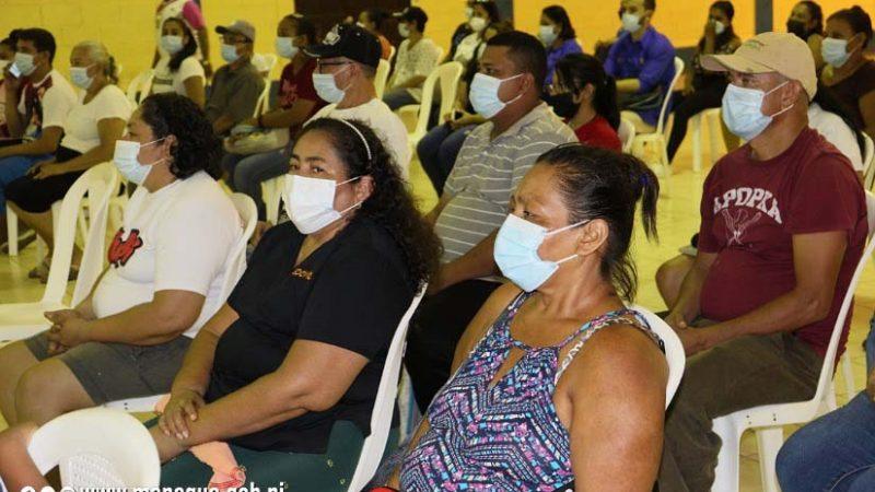 Prevén invertir 569 millones 472 mil 425 córdobas en proyectos en Distrito IV Managua. Radio La Primerísima