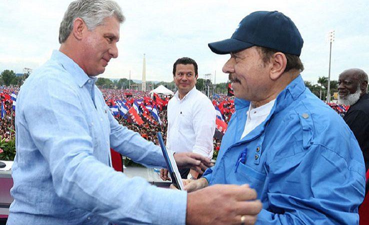 Colaboración entre nuestros pueblos se fortalece, afirma Díaz-Canel La Habana. Prensa Latina
