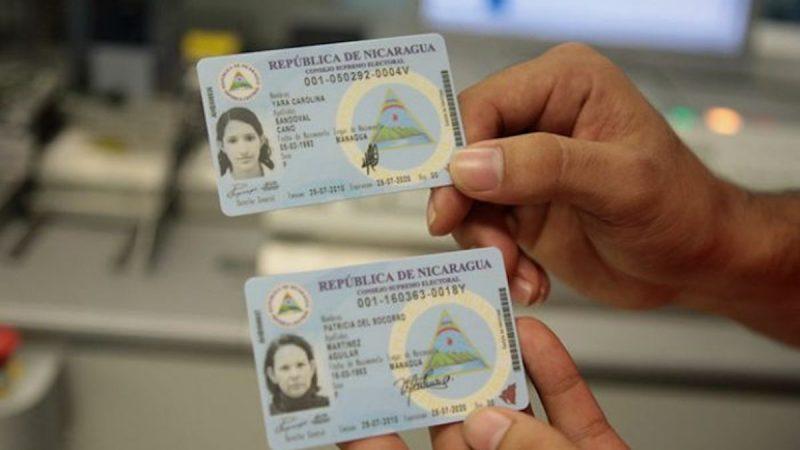 Proponen iniciativa de ley para que cédulas vencidas sirvan para votar Managua. Radio La Primerísima