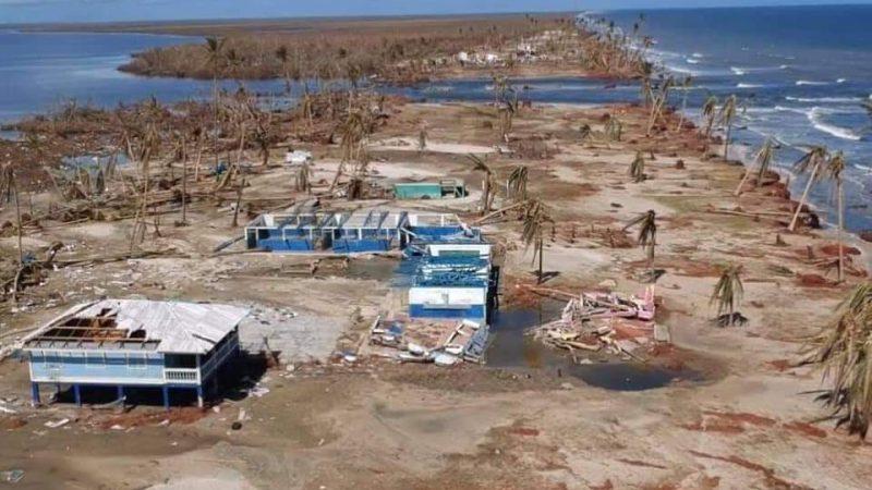 Construirán viviendas en Haulover, comunidad devastada por huracanes Managua. Por Danielka Ruíz/Radio La Primerísima