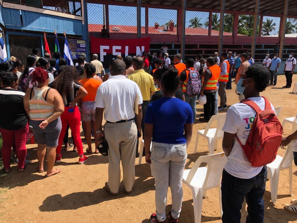 Reconstruirán el estado Ernesto Hooker en Bilwi Managua. Radio La Primerísima