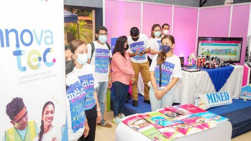 Inauguran II Festival de Publicaciones Educativas Managua. Radio La Primerísima
