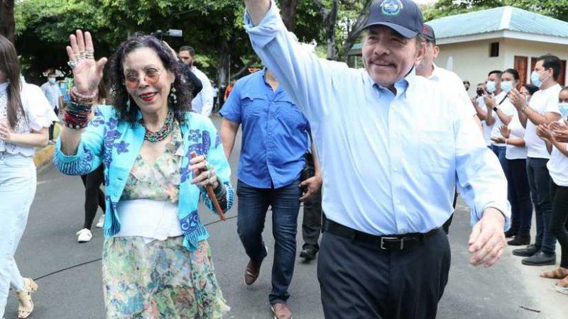 Nicaragua, a barrer la derecha Roma. Fabrizio Casari/www.altrenotizie.org
