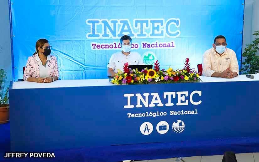 INATEC prevé aumentar cantidad de personas capacitadas Managua. Radio La Primerísima