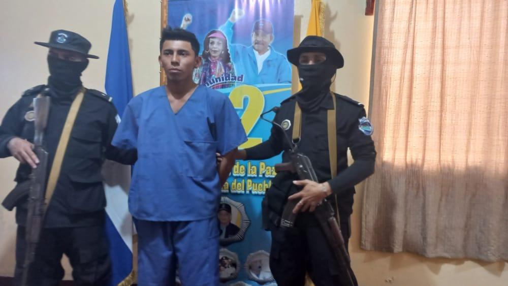 A la orden de fiscalía sujeto que mató a ciudadano en Caribe Sur Managua. Jerson Dumas/Radio La Primerísima