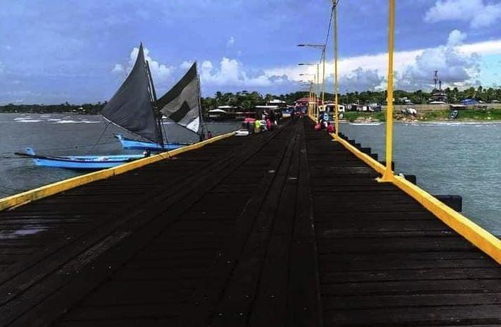 Muelle de Bilwi ya está reconstruido Managua. Por Ingrid Canda/Radio La Primerísima