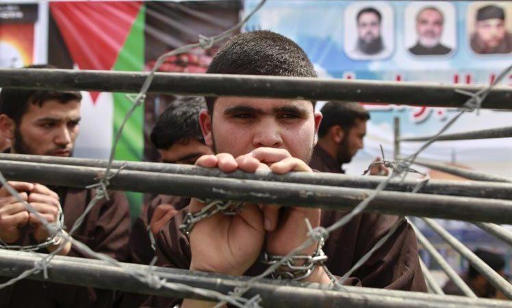 Cientos de palestinos seguirán protestando en cárceles israelíes Ramala. Prensa Latina