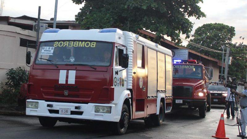 Gobierno Sandinista ha construido 89 estaciones de bomberos Managua. Radio La Primerísima