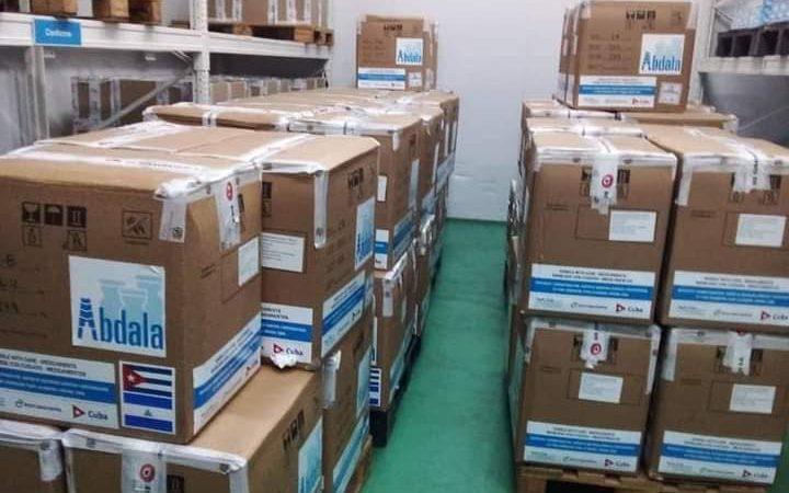 Cuba ya tiene listo lote de vacunas contra Covid-19 para Nicaragua Managua. Radio La Primerísima