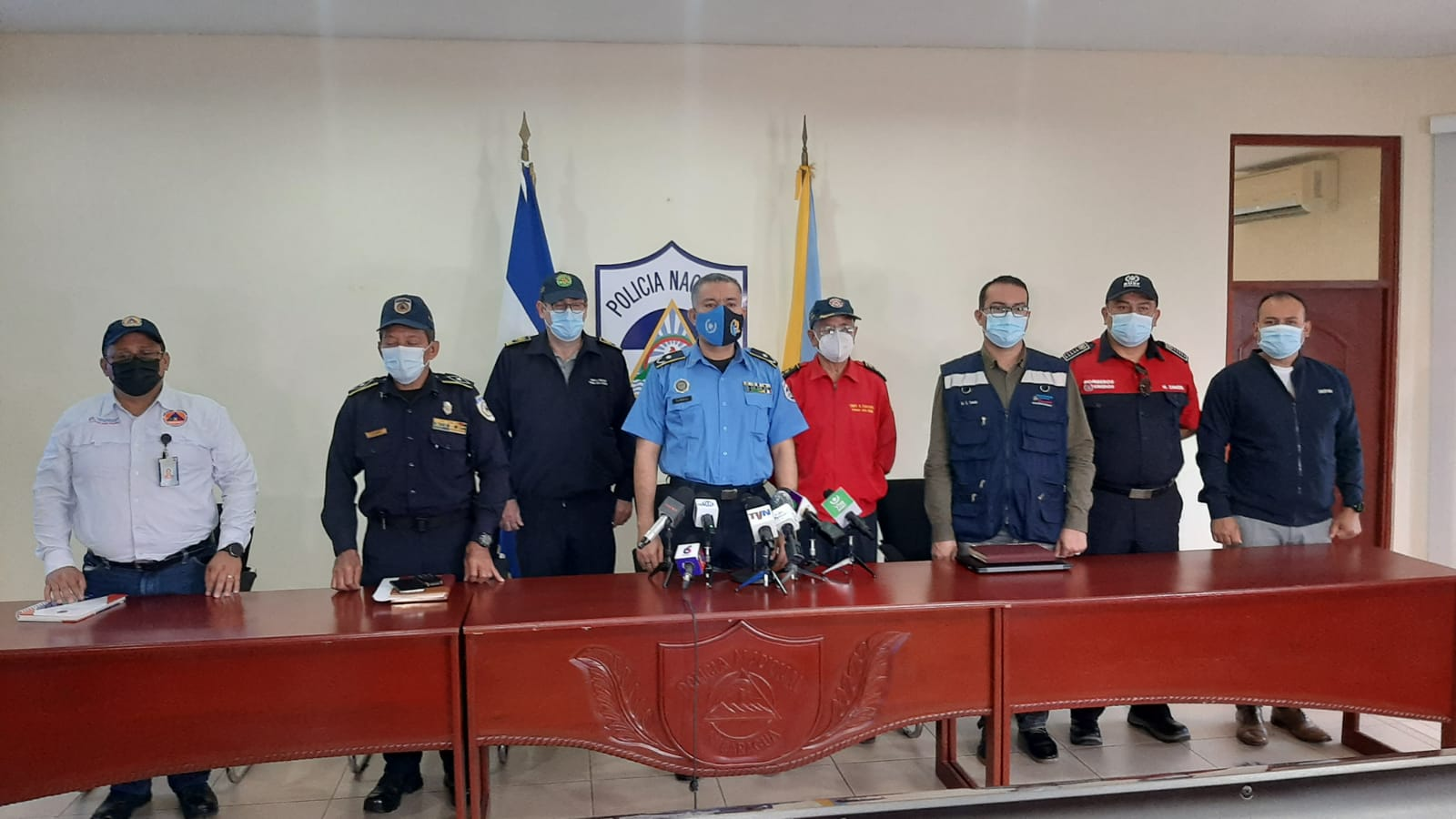 Presentan plan para regular uso de pólvora en fiestas de diciembre Managua. Radio La Primerísima