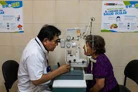 OMS advierte sobre alta cifra de personas con problemas de visión Ginebra. Prensa Latina